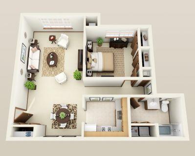 1 bedroom in Medina