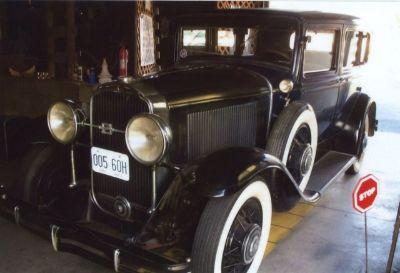 1930 Buick 4 Door
