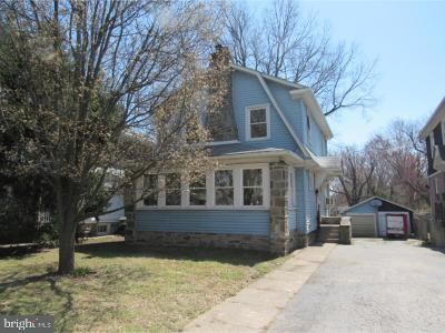 3 Bed 2 Bath Foreclosure Property in Prospect Park, PA 19076 - 9th Ave