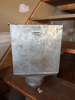 Cupboard Flour Bin