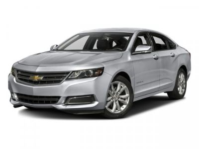 2017 Chevrolet Impala LT (Black)