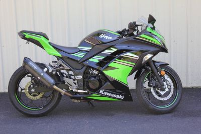 2016 Kawasaki Ninja 300 ABS KRT Edition Sport Motorcycles Guilderland, NY