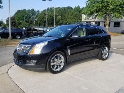 2011 Cadillac SRX Performance Collection (BLACK RAVEN)