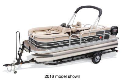 2017 Sun Tracker Party Barge 20 DLX Pontoon Boats Boats Waco, TX