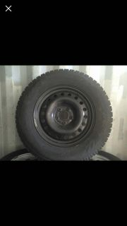 TOYO Winter tires with rims