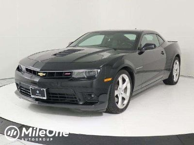Used 2014 Chevrolet Camaro 2dr Cpe