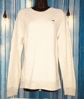 Hollister Size S Sweater Beige Color