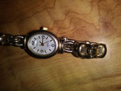 Womens Carriage Wrist Watch