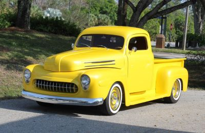 1950 Pontiac Firebird Trans Am (Yellow)