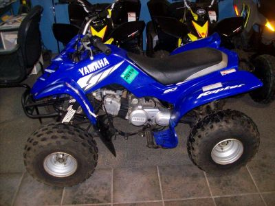 2004 Yamaha Raptor 80 Kids ATVs Wisconsin Rapids, WI