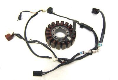 Buy TRIUMPH 2007 07 DAYTONA 675 ELECTRICAL ALTERNATOR STATOR ASSY. W/ PULSE PULSER motorcycle in Los Angeles, California, US, for US $249.99