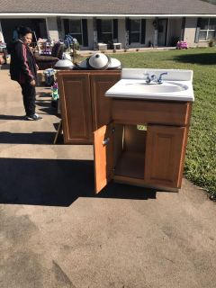 Garage sale today and Saturday