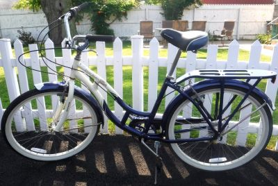 Schwinn Women's Retro Beach Cruiser 7 speed Bike / Bicycle