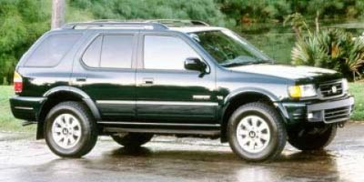1998 Honda Passport LX (BRIGHT SILVER METALLIC [SILVER)