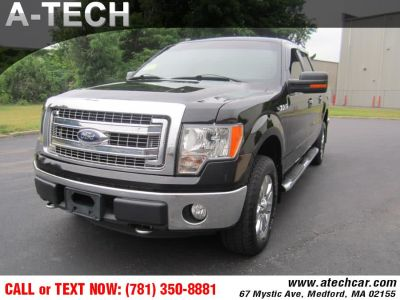 2013 Ford F-150 King Ranch (Black)