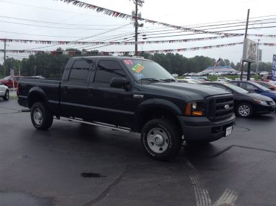 2007 Ford F250sd