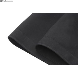 Black Stayfast Bus Sunroof Cover