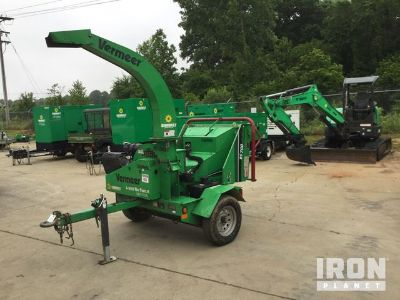 2015 Vermeer BC700XL Chipper