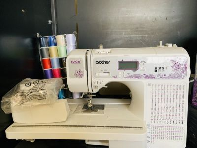 New Brother Sewing Machine