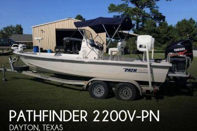 2006 Pathfinder 2200V-PN