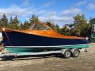 2012 Custom Picnic Launch Desert Boat Co
