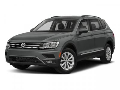 2018 Volkswagen Tiguan S (Habanero Orange Metallic)