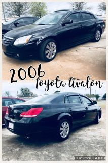 2006 Toyota Avalon XL (Black)
