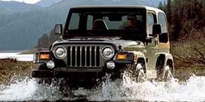 2002 Jeep Wrangler Sahara (BLACK)