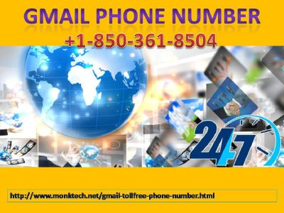 Gmail Phone Number 1-850-361-8504 A Quick and Effective Therapy