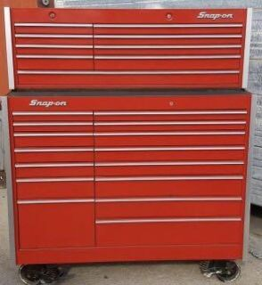 Snap On KR1000 and KR1100 Tool box s