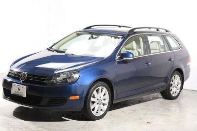 2014 Volkswagen Jetta SportWagen TDI (Blue)