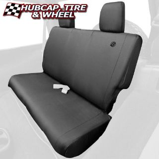 Purchase BESTOP REAR SEAT COVER FITS OE SEATS JEEP WRANGLER 07-16 2Dr/4Dr BLACK 29282-35 motorcycle in West Palm Beach, Florida, United States, for US $175.99