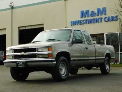 2000 Chevrolet RSX C2500 LS (SILVER)