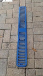 used vw bus front grill