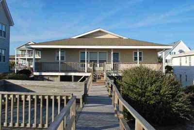 149 Ocean W Boulevard Holden Beach Four BR, Ocean front at it's