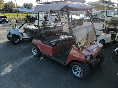2011 Club Car Utility Work Cart Golf carts Golf Carts Fort Pierce, FL