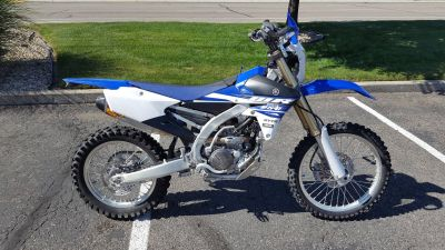 2015 Yamaha WR250F Competition/Off Road Motorcycles Meridian, ID