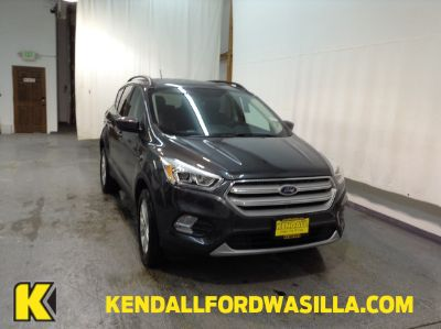 2018 Ford Escape SEL 4WD (MAGNETIC METALLIC GRAY)