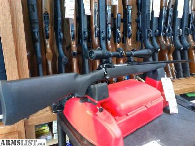 For Sale: Savage model 111 7mm sythnetic stock bolt action