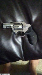 For Trade: S&W m640 .357