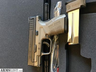 For Sale: XD Mod2 SC .40 in FDE