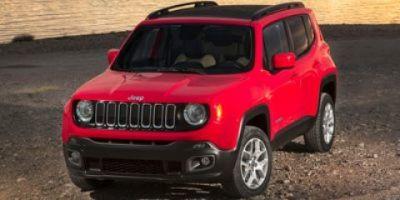 2017 Jeep Renegade Latitude (Colorado Red)
