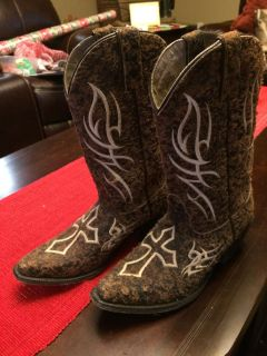 Justin lady s boot