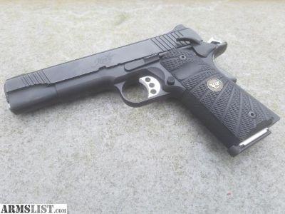 For Sale/Trade: Kimber custom TLE II