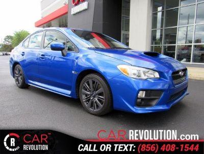 2016 Subaru WRX (BLUE)