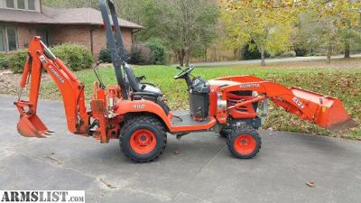 For Sale: reduced kubota tractor BX24