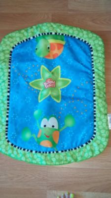 Bright starts play mat