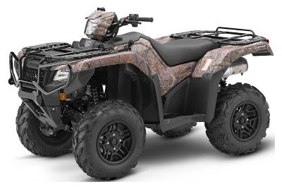 2019 Honda FourTrax Foreman Rubicon 4x4 Automatic DCT EPS Deluxe ATV Utility Spring Mills, PA