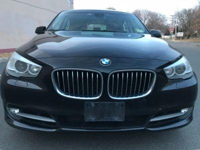 2011 BMW NSX 535i xDrive Gran Turismo (Black Sapphire Metallic)
