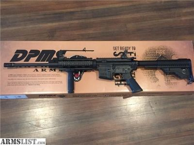 For Sale: DPMS Oracle 5.56/.223 W/ Sights Rail & Grip AR M-4